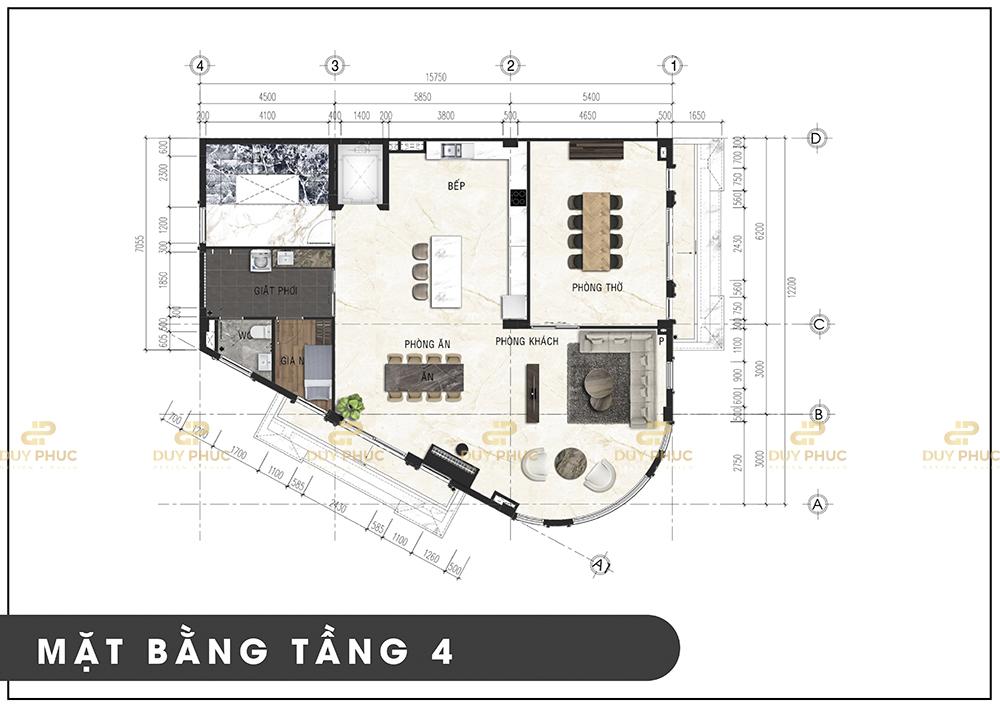 Shophouse T5-35 Khu Đô Thị Vạn Phúc